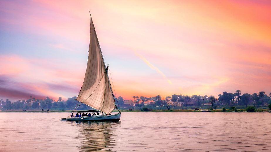 Nil Egipat krstarenje