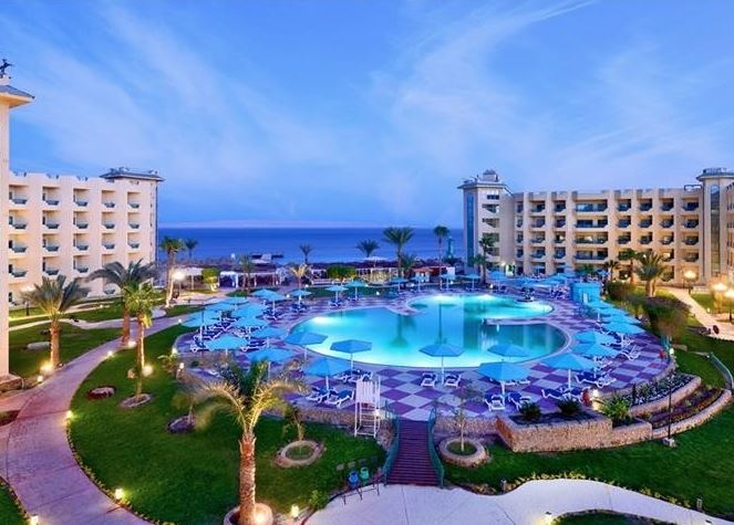 Hotel Marina Beach Hotelux Hurgada