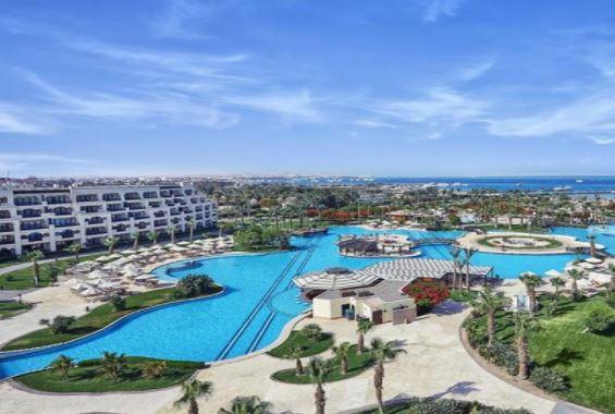 Hotel Steigenberger Al Dau Hurgada