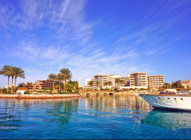 Marriott Beach Resort Hurgada