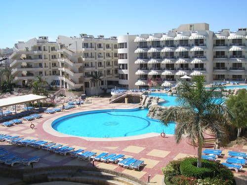 hotel seagull resort hurgada